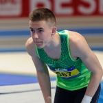 Lauri Hulleman, AV '34 (jB) winnaar met 6.76m ver